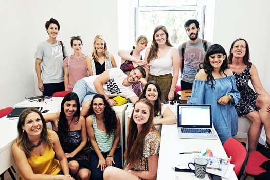 Portuguese Group Classes