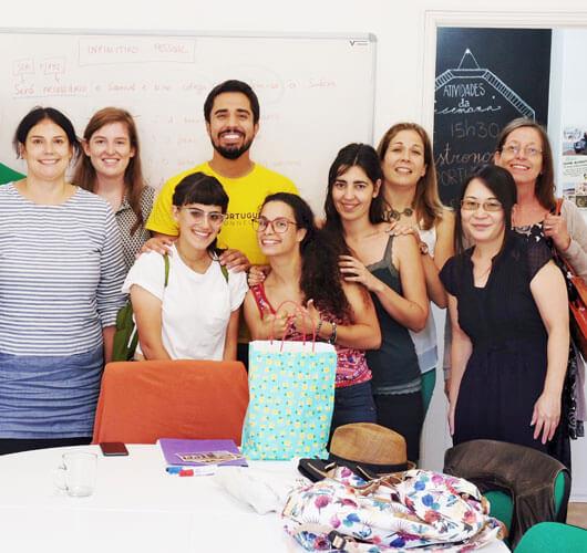 Learn Portuguese in Portugal
